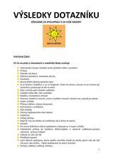 15 textová část dotazníku Sluníčko 1-1
